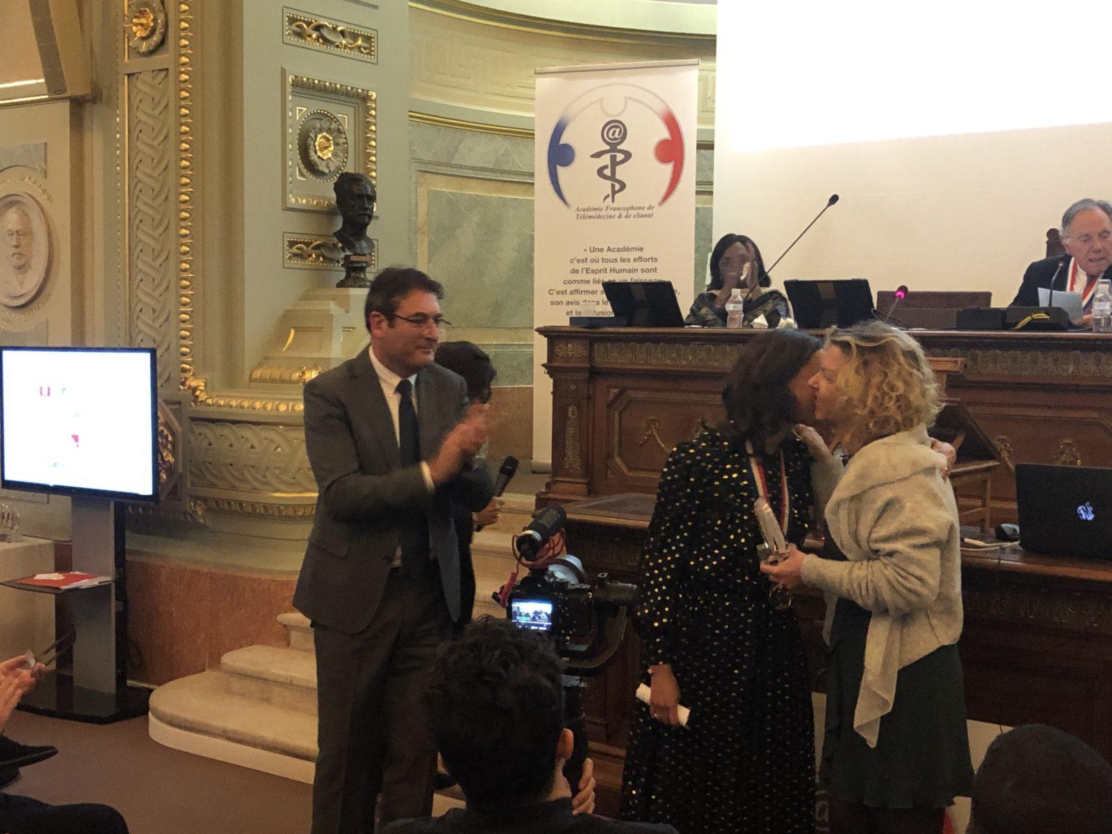 E-ophtalmo Laureat Du Grand Prix De Télémedecine !