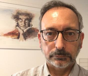 Portrait Du Docteur Christophe Houdas